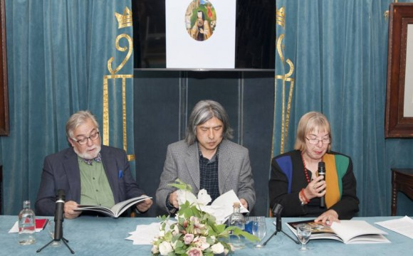 Presentación del libro Visiones de la Poesía